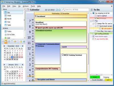 Download EssentialPIM Pro Portable