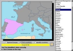 Download European Geography Tutor