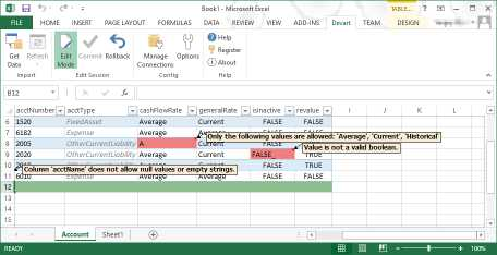 Excel Add-in for NetSuite