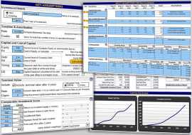 Excel Business Valuation