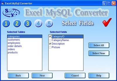 Download Excel MySQL