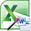 excel to ms word converter software