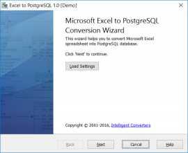 Excel-to-PostgreSQL