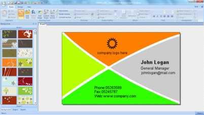 Download EximiousSoft Business Card Designer