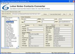 Download Export Notes Contacts