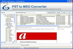 Download Export Outlook to MSG