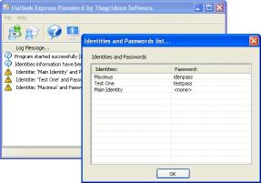 Download Express and Mail Password