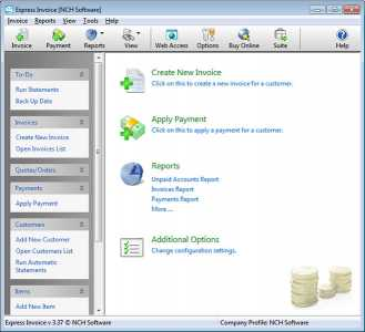 Download Express Invoice Plus Edition