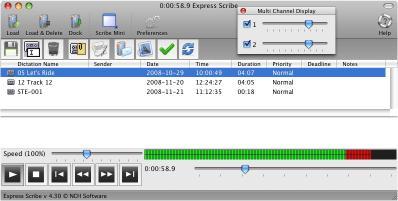Download Express Scribe Free Transcription Mac