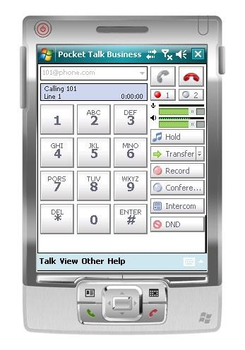 Download Express Talk Softphone for Pocket PC