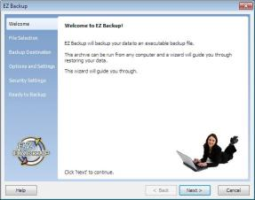 Download EZ Backup IE Pro