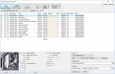 Download EZ CD Audio Converter