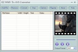 Download EZ WMV To AVI Converter