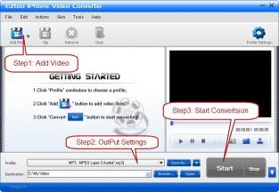 Download Eztoo iPhone Video Converter