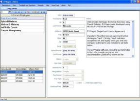 Download EzWagez Payroll System