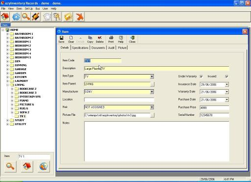 Download ezyInventory business