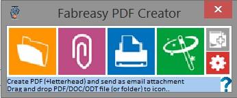 Download Fabreasy PDF Creator