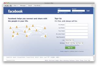 Download Facebook 4 Mac