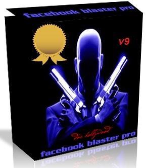 Download FaceBook Blaster Pro