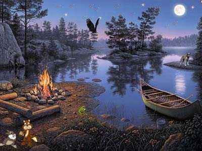 Download Fairy Lake Screensaver