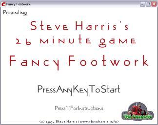 Download Fancy Footwork