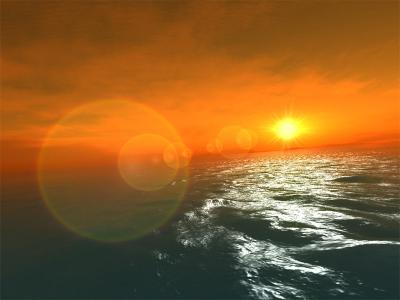 Download Fantastic Ocean 3D screensaver