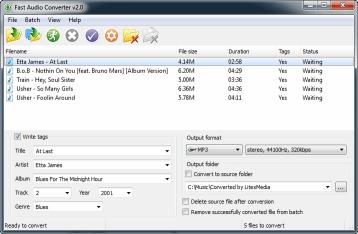 Download Fast Audio Converter