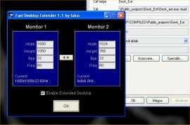 Fast Desktop Extender