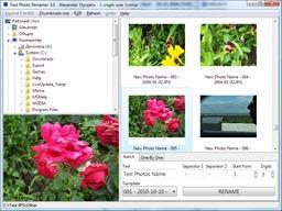 Download Fast Photo Renamer