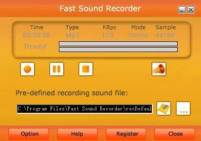 Download Fast Sound Recorder
