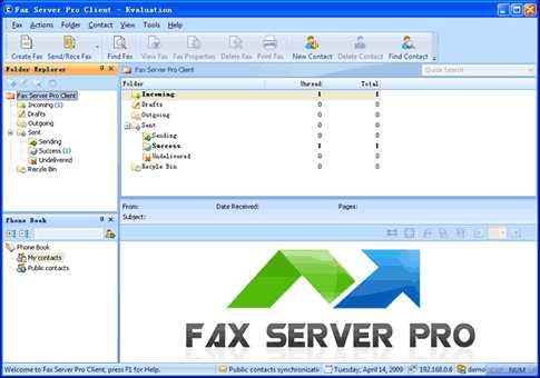 Download Fax Server Pro