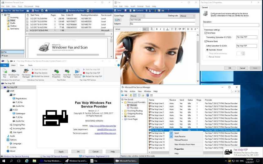 Fax Voip Windows Fax Service Provider
