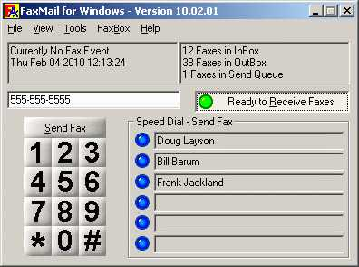 Download FaxMail for Windows