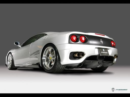 Download Ferrari 360 Modena Part 2 Screensaver