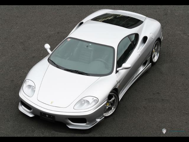 Download Ferrari 360 Modena Screensaver