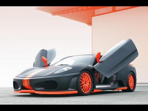 Download Ferrari F430 Screensaver