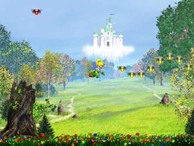 Download Feyruna - Fairy Screensaver