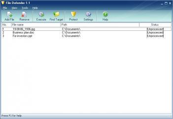Download File Defender