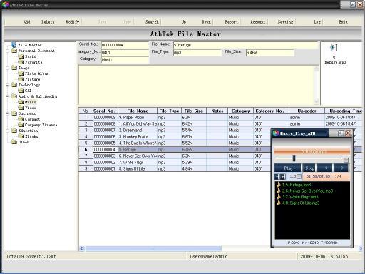 Download File Encryption - AthTek File Master