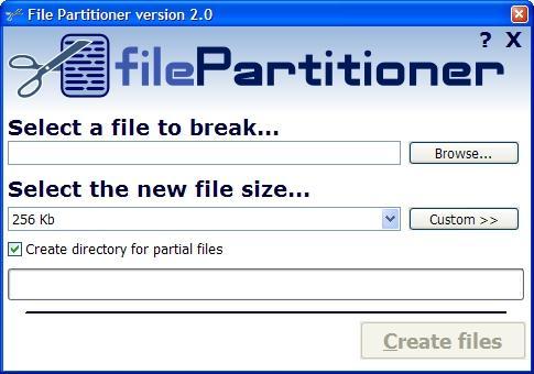 Download File Partitioner
