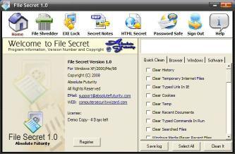 Download File Secret