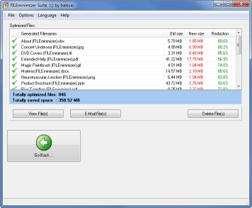 Download FILEminimizer Suite