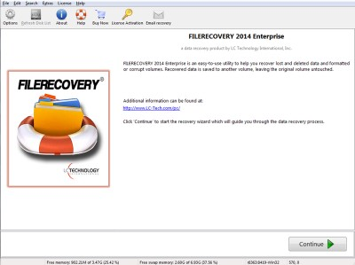 Download FILERECOVERY 2015 Enterprise for Mac