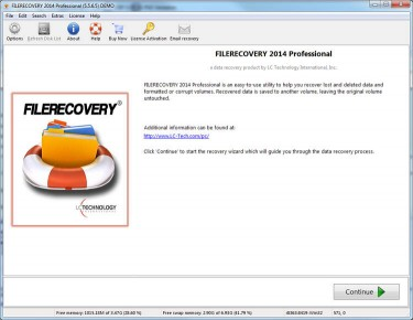 Download FILERECOVERY 2015 Standard for PC