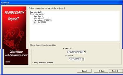 Download FILERECOVERY RepairIT (PC)