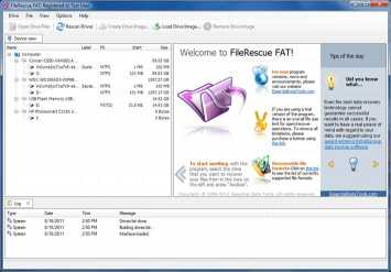 Download FileRescue for FAT