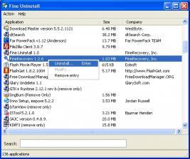 Download FineUninstall