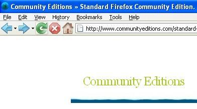 Download Firefox Small Light Theme