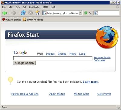 Firefox Web browser - standaloneinstaller com