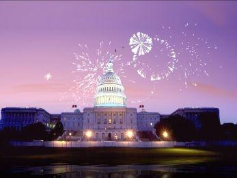 Download Fireworks on Capitol